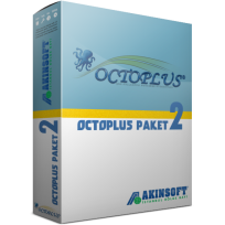 AKINSOFT OCTOPLUS PAKET 2