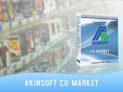AKINSOFT Cd Market 3.03.15