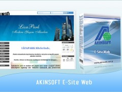 AKINSOFT E-Site Web 1.04.01