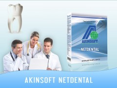 AKINSOFT NetDental 4.02.13