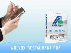 AKINSOFT Wolvox Res. PDA 8.02.01